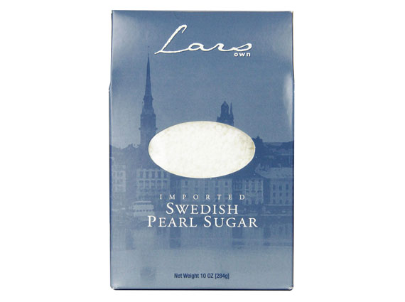 Lars' Own Swedish Pearl Sugar