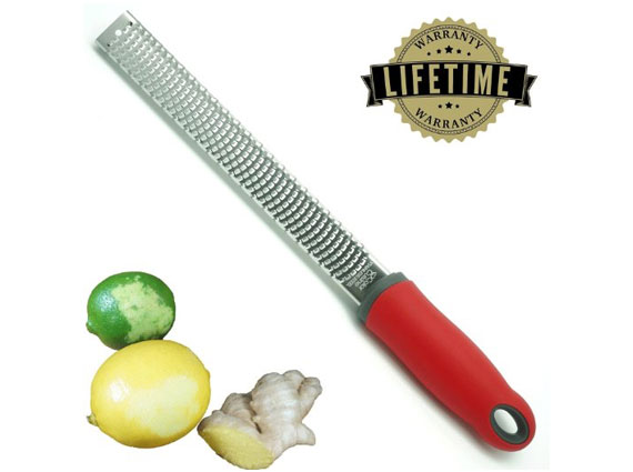 Color Cuisine Microetch Zester Grater