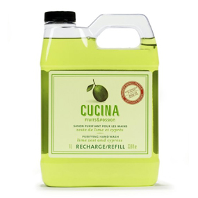 Cucina Lime Zest and Cypress Refil