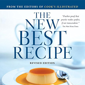 The New Best Recipe
