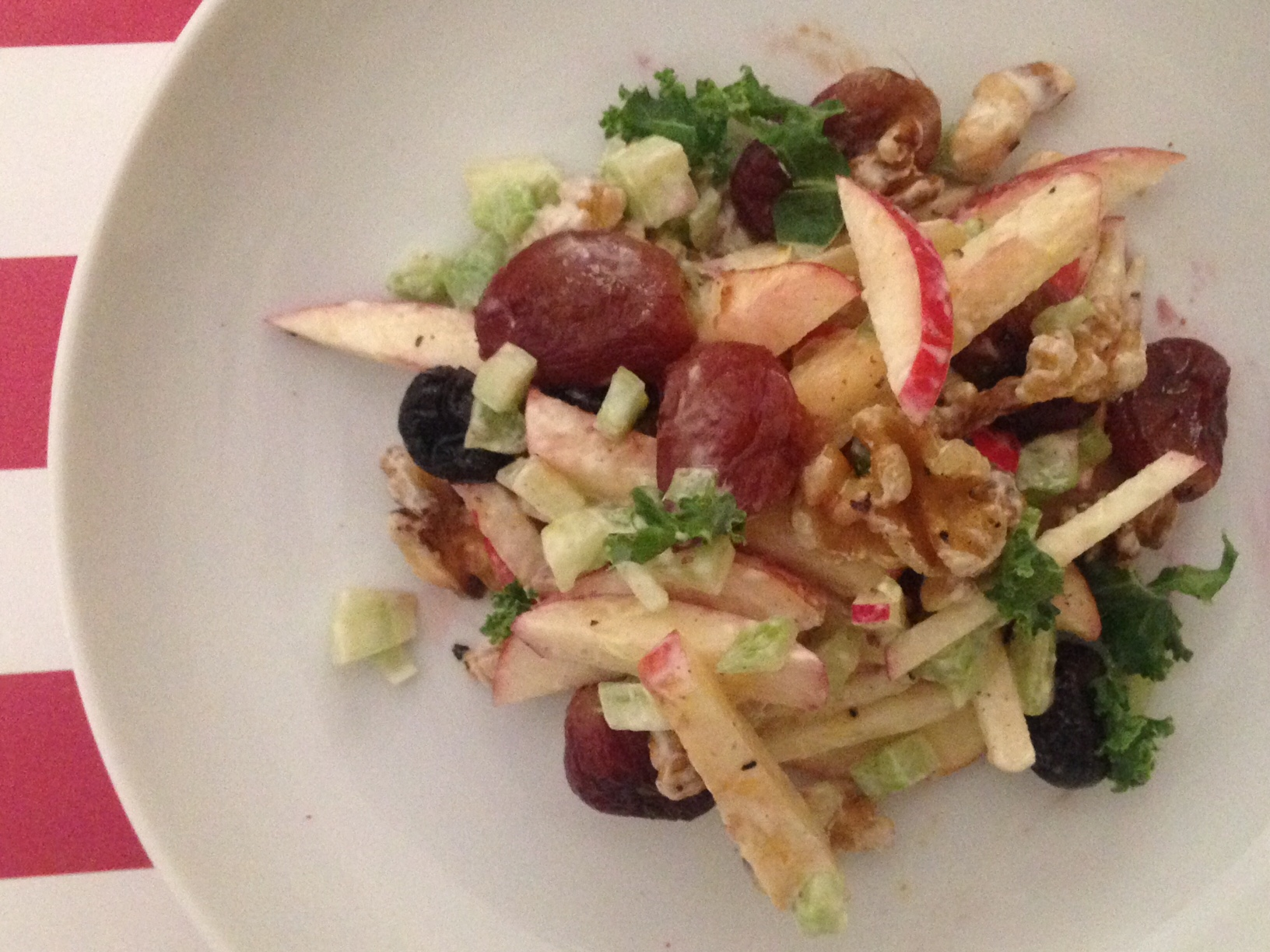 Waldorf Salad Revisited